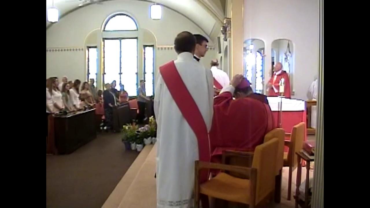 St. Ann's Confirmation 5-7-07
