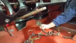 Wiring Oscar's 1967 Early Year Shelby GT350 - Day 56