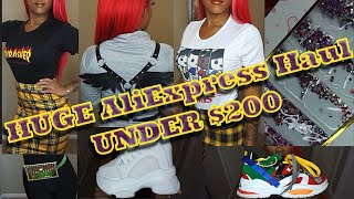 AFFORDABLE AliExpress Haul | Finesse these expensive sites | Boujee on a budget