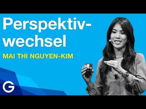 Wissen vermitteln – So hältst du einen guten Vortrag // Dr. Mai Thi Nguyen-Kim