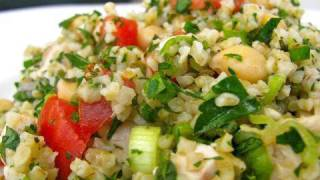 Clean Eating Chicken Tabouli Salad Recipe