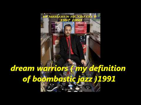 dream warriors ( my definition of a boombatic jazz style ) 1991
