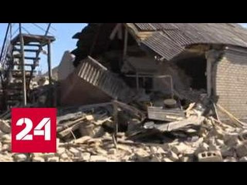 Режим тишины в Донбассе продлился чуть больше часа