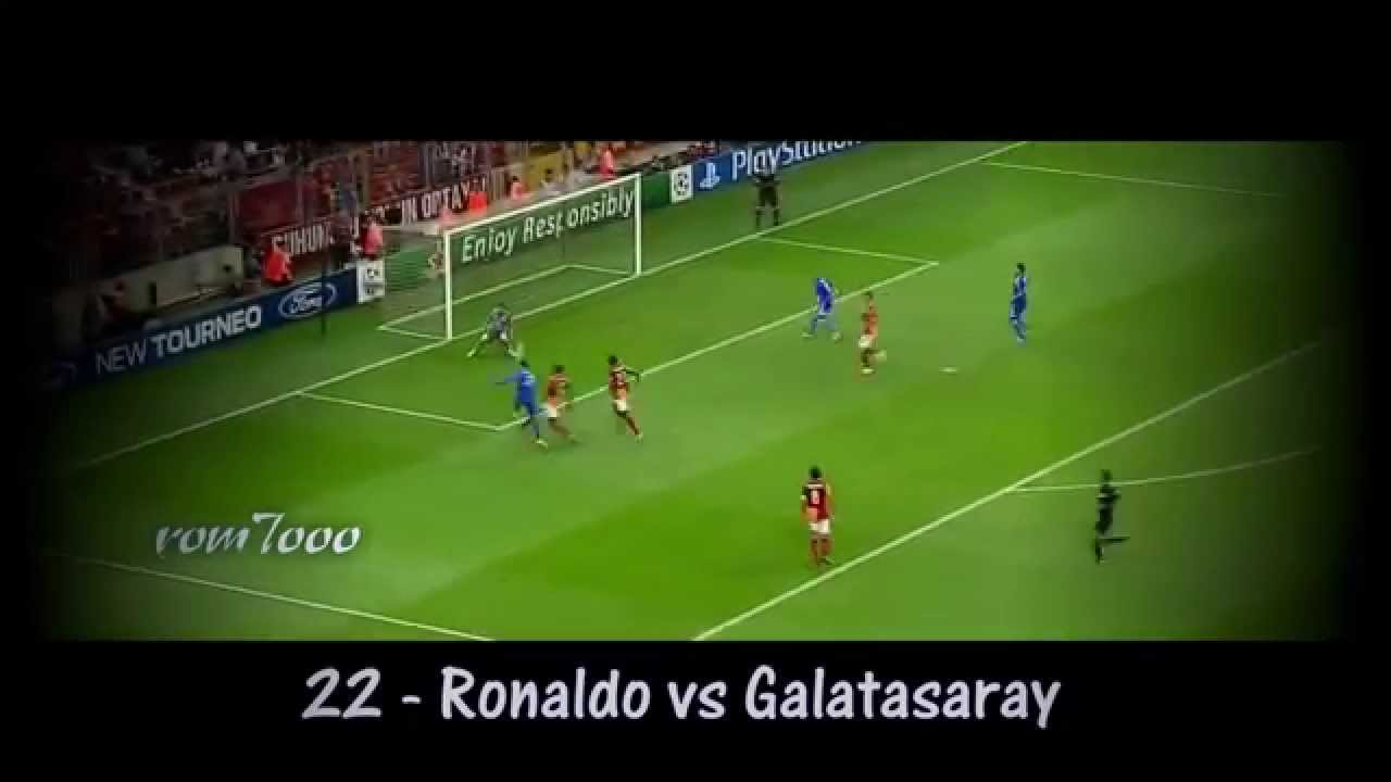 Top 100 Goals Season 2013-2014