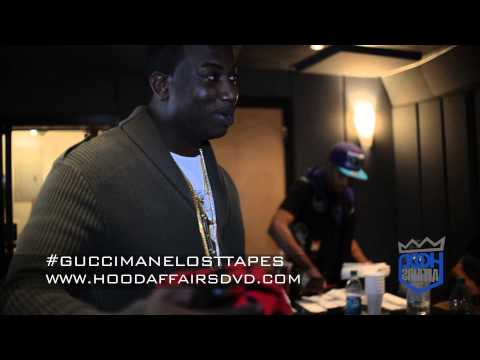GUCCI MANE TALKS BEING BMF & GOING TO CHURCH #HOODAFFAIRS