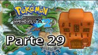 Pokémon Negro 2 por Muerte17 (Parte 29 - Pueblo Chamota