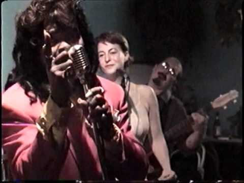 Ernie K Doe with Fireball Rockett 2001