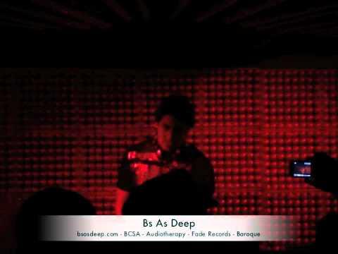 Bs As Deep - The Planters - Daneel @ Bahrein XXS - 01/01/2011