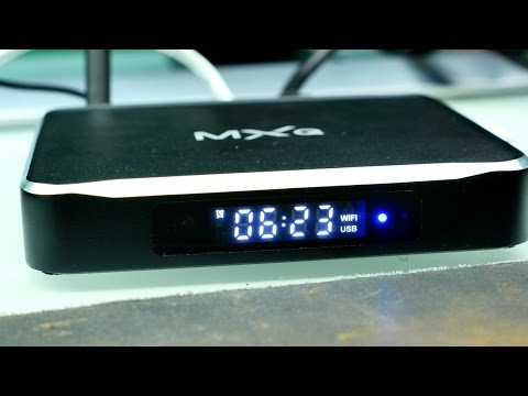 MXQ M10 Review - 85$ Amlogic S812 4K TV Box - KODI 15.2 - H.265 and H.264 4K Ready [4K]