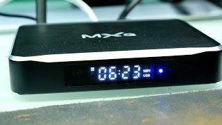 MXQ M10 Review - 85$ Amlogic S812 4K TV Box - KODI 15.2 - H.265 and H.264 4K Ready [4K]