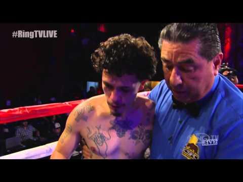LA Fight Club Edgar VALERIO vs  Justin Lopez