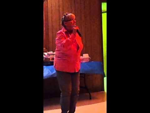Karaoke-Rodeo song, American Legion post 166 Lakewood NJ