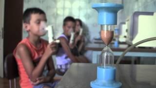 Отдых и лечение детских групп 2013 в Евпатории