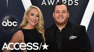 Country Star Luke Combs Is Engaged To His Longtime Girlfriend Video