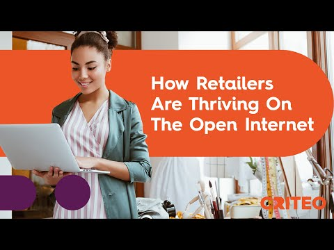 The Opportunity Of The Open Internet For Retailers, Criteo On Stage At ETail West 2019