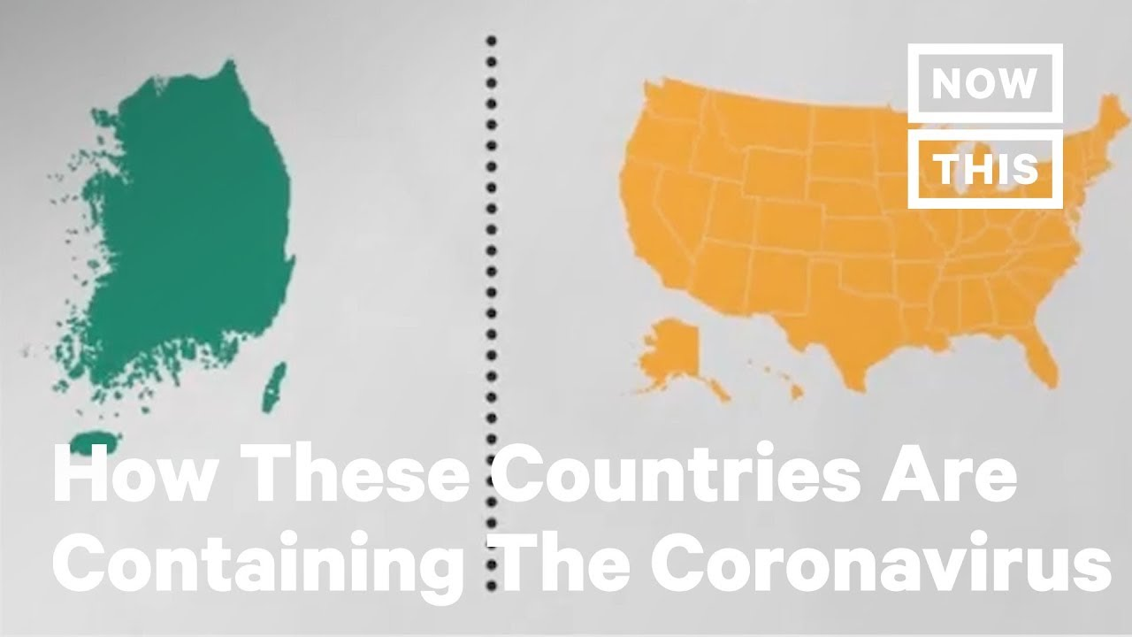 U.S. vs. South Korea: Timeline of Two Countries Containing The Coronavirus | NowThis