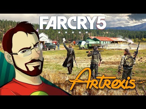 Far Cry 5   Right to Travel in Hope County   #2
