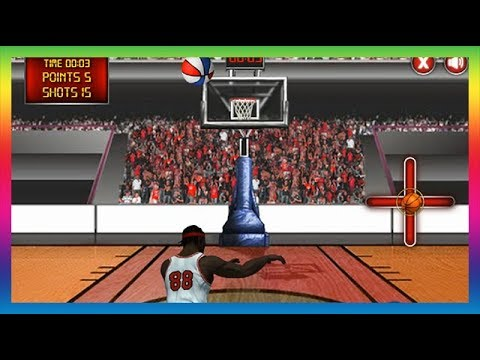 Ultimate Swish Play Basketball Game Free Online Games Youtube