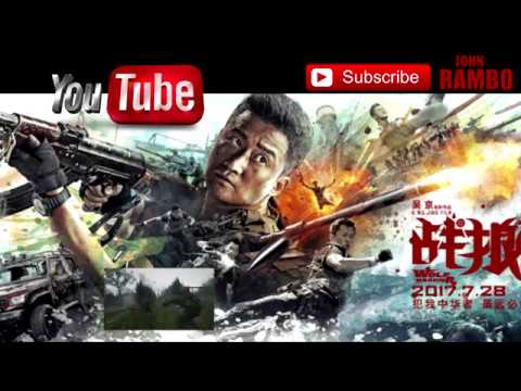 Wolf Warriors 2 2017 Official Trailer Frank Grillo Movie Hd Youtube