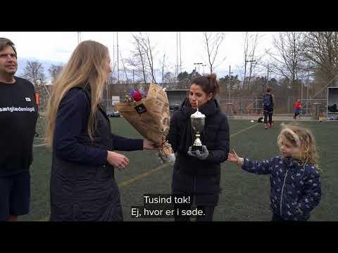 Ann Christina Oliveira vinder Super-Gejst-Spreder-Prisen i Nordsjælland