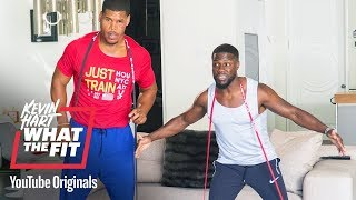 Getting The Bands Back Together Kevin Hart What The Fit Laugh Out Loud Network