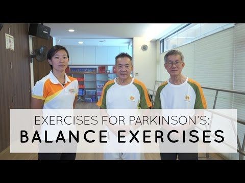 Exercises for Parkinson's: Balance Exercises