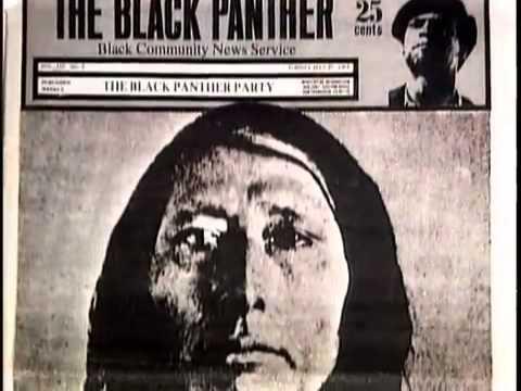 Black Panther Party!! Todo el poder para el pueblo 1996