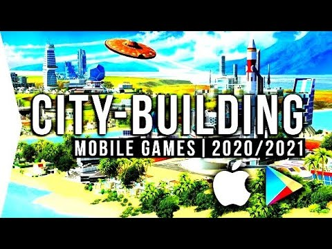 Top 10 Best Offline City Building Simulator Game For Android And IOS 2020!!