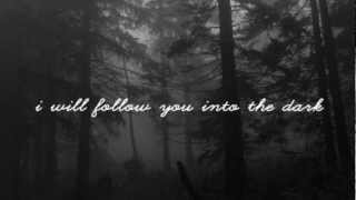 I Will Follow You Into The Dark (Piano) - Death Cab for Cutie (Galen)