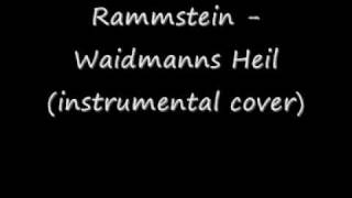 Rammstein - Waidmanns Heil (instrumental cover)