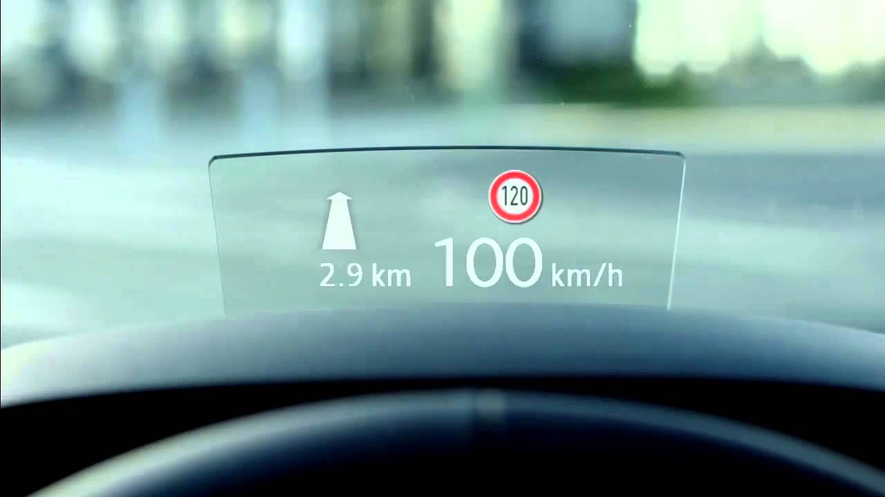 volkswagen passat head up display youtube. Black Bedroom Furniture Sets. Home Design Ideas