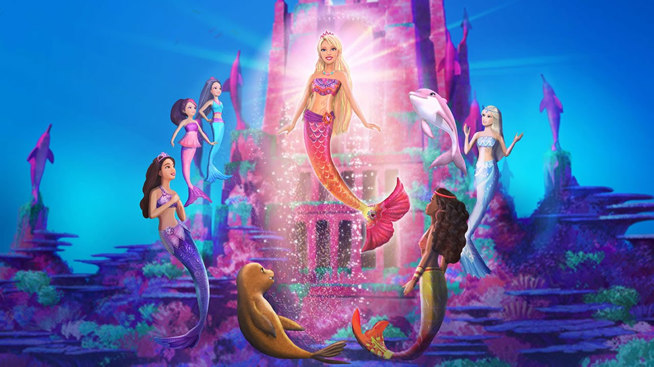 Game Barbie Vida De Sereia Barbie Mermaid Life Vida Barbie