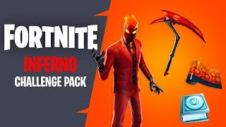 The NEW Fortnite CHALLENGE PACK BUNDLE..! (Showcase)