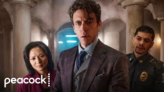 Dan Brown's The Lost Symbol | Official Trailer | Peacock Original