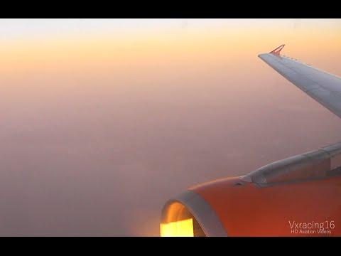 Easyjet EZY7364 Faro (FAO) - London Southend (SEN) *FULL FLIGHT* Airbus A319 G-EZDM 9/7/15