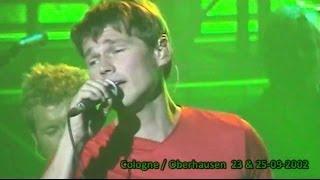 A Ha Live Did Anyone Approach You HD Cologne Oberhausen 23 25 09 2002