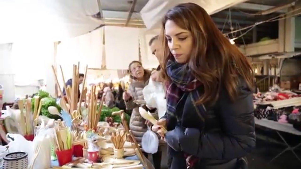 Vlog Beşiktaş Semt Pazarı Turu Irem Güzey Youtube