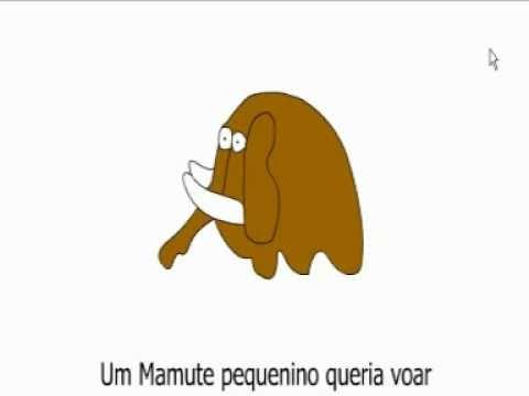 a historia do mamute