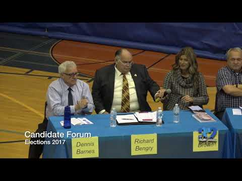 2017 Candidate Forum