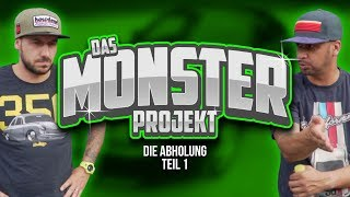 HOW DEEP? // JP PERFORMANCE / DAS MONSTER PROJEKT - DIE ABHOLUNG - TEIL1
