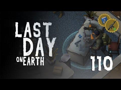 LAST DAY ON EARTH - M16 Modifié & Disquette !