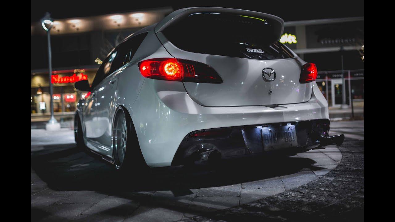 Mazda Speed 3 >> TYLERS BAGGED MAZDA SPEED 3 - YouTube