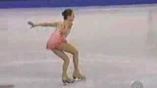 Sasha Cohen - 2005 Marshalls - Nutcracker