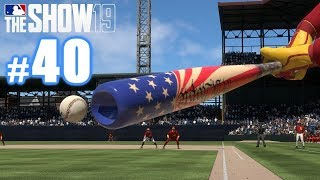 THE BOMBS BURSTING IN AIR! | MLB The Show 19 | Diamond Dynasty #40