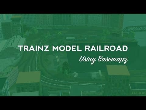 Trainz Tutorial: Using Basemapz