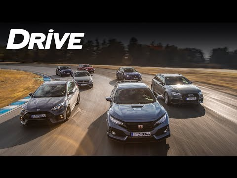 Fight Club 2018 - The Ultimate Sport Hatchback