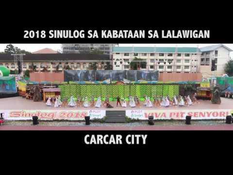 2nd Place - 2018 Sinulog sa Kabataan sa Lalawigan (Carcar City)