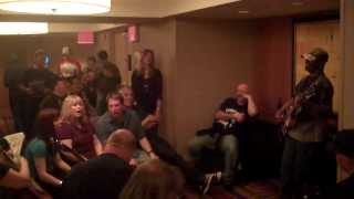 Beatlefest NYC Grand Hyatt 2014 Late Night Jam Girl
