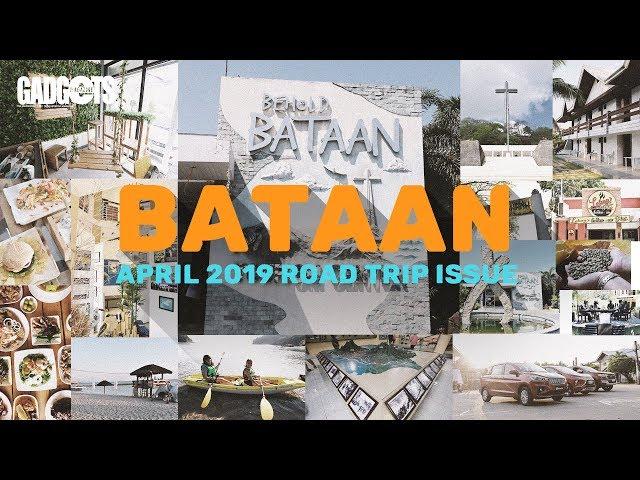 Gadgets Magazine goes to Bataan