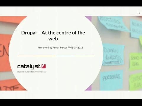 Drupal as an Integration Hub